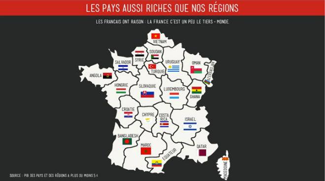 regions de france aussi riches pays