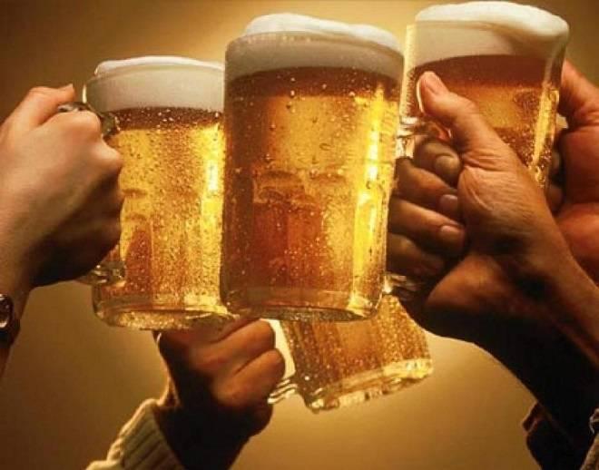 bière calories