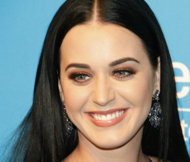 nez concave katy perry
