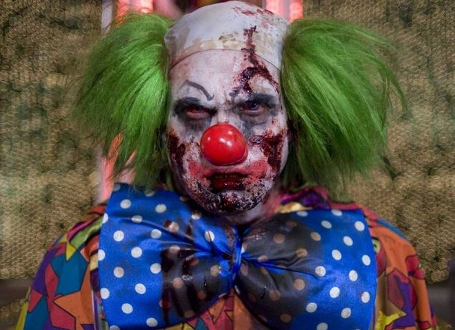 clown zombieland