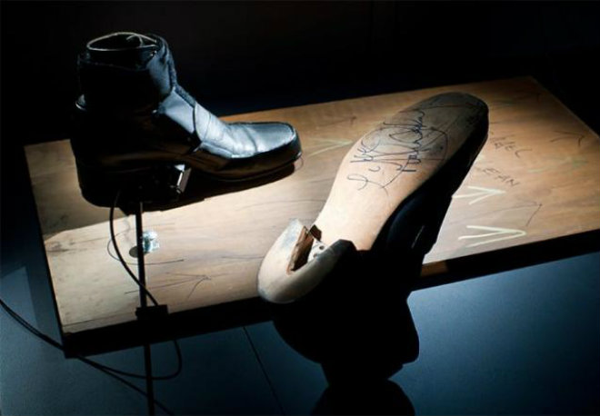 chaussures smooth criminal- ackson