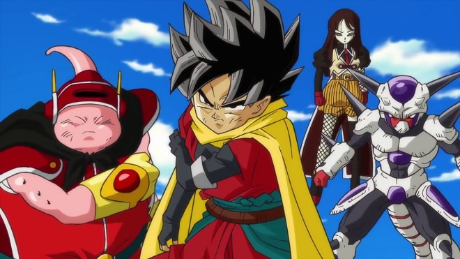 dragon ball nouvelle saison
