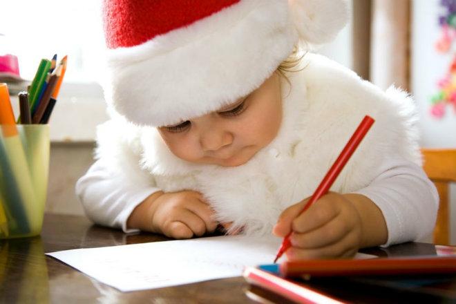 ecrire une lettre au pere noel