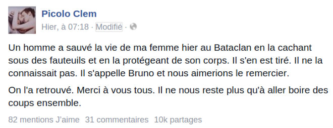 facebook clement edith bruno