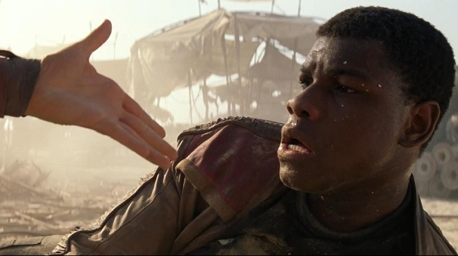 star wars origine finn