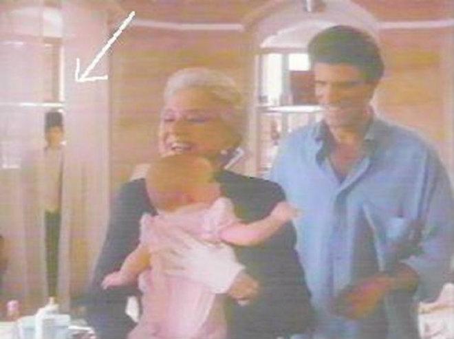 trois homme et un bebe