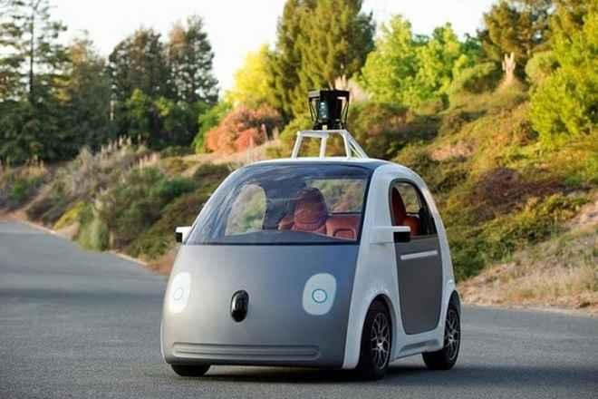 voiture google