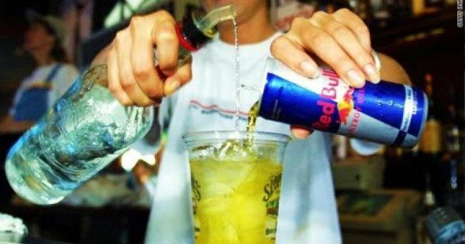 boissons energisantes soiree