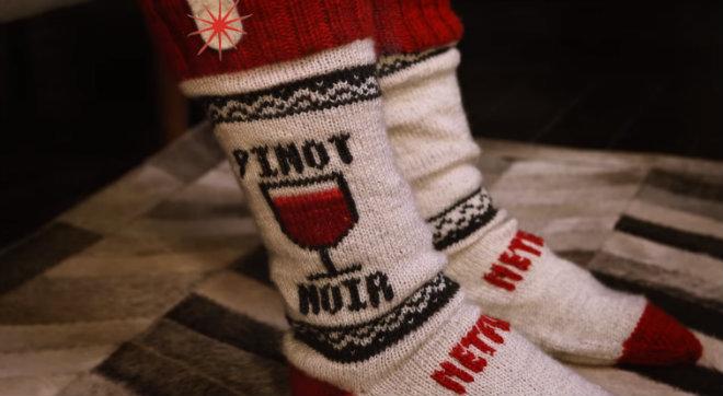 chaussettes netflix