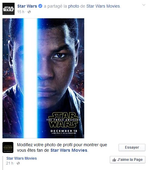 choix sabre laser star wars