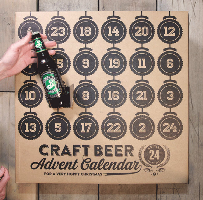 craft beer calendrier avent
