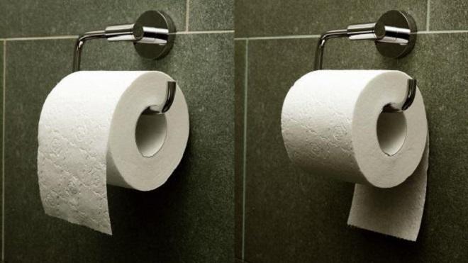 papier toilette personnalité