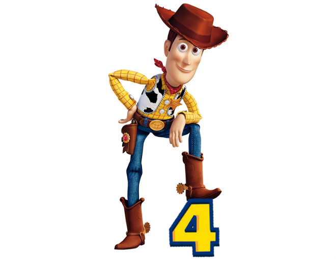 toy story 4 2018