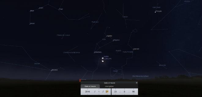 27 janvier lune jupiter