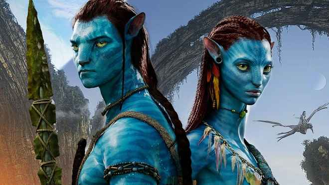 avatar 2 sortie repoussee