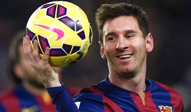 lionel messi ballon d'or 2015