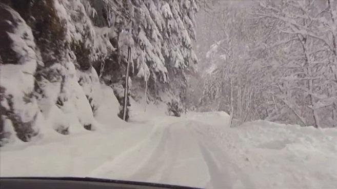 norvège voiture volée