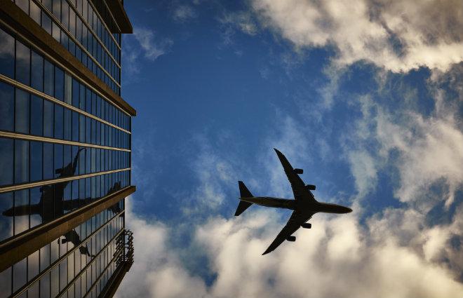 prendre avion