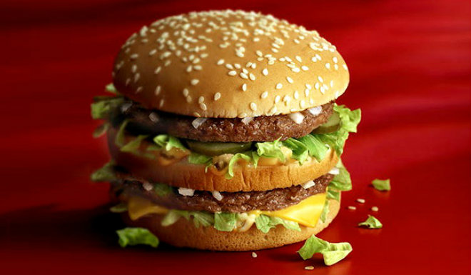 double big mac