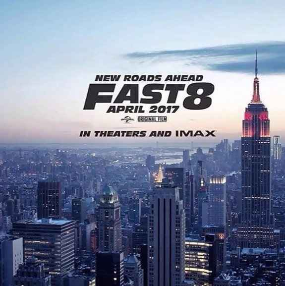 fast and furious dates sortie cinema