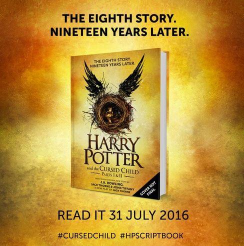 harry potter nouveau livre