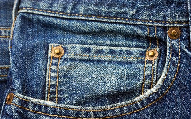 poche jean