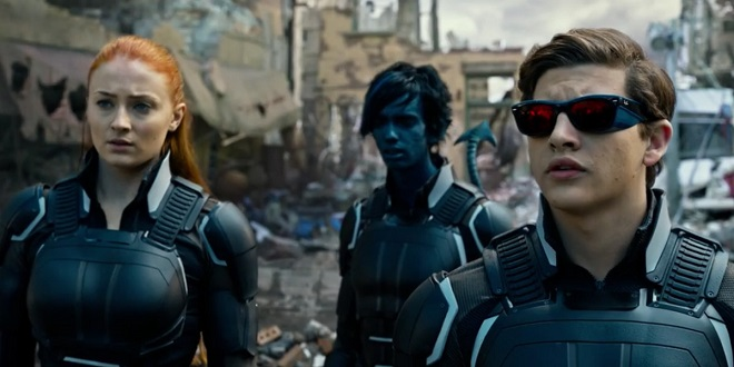 x men apocalyspse trailer