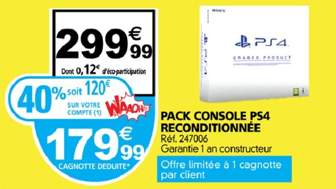 PS4-auchan