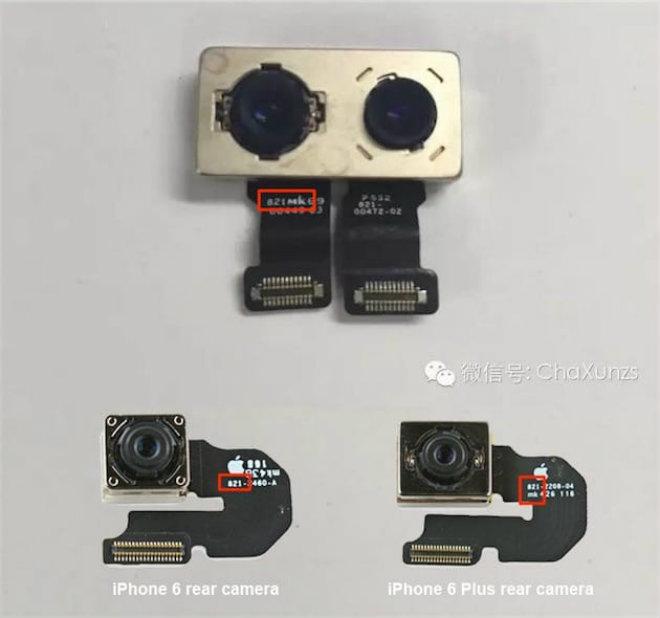 capteur photo double