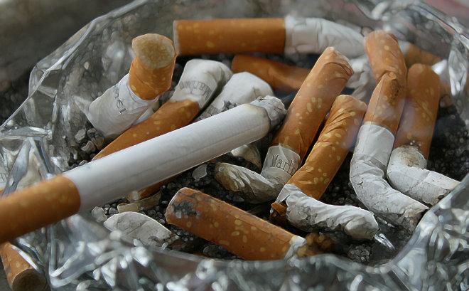 cigarettes cendrier sevrage