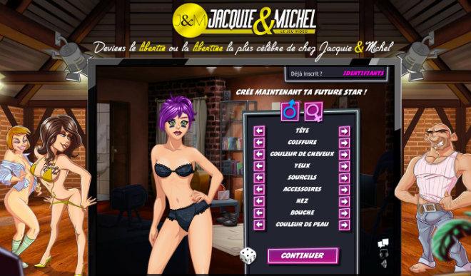 jacquie michel rpg