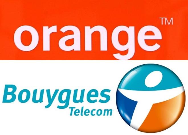 Orange Bouygues accord Sfr Free