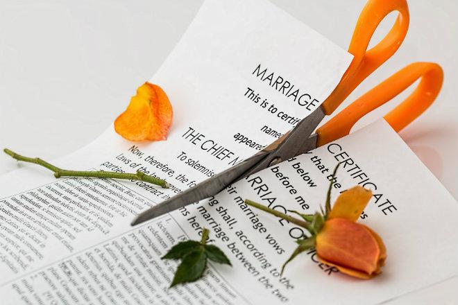 signes divorce