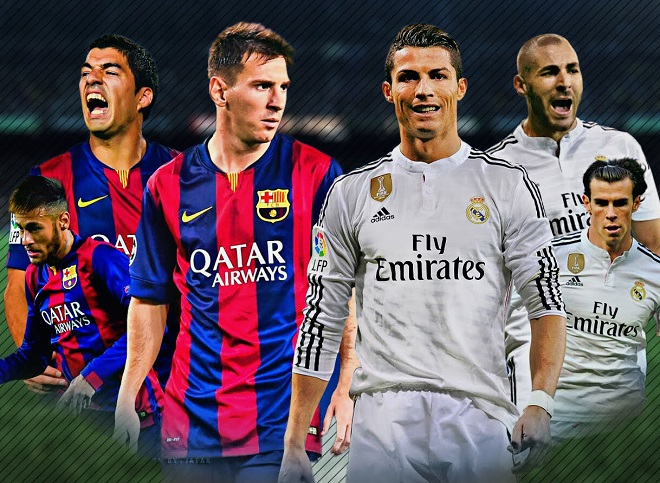 Real Madrid vs FC Barcelone
