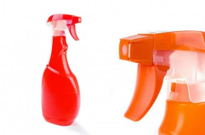 spray proprete odeur
