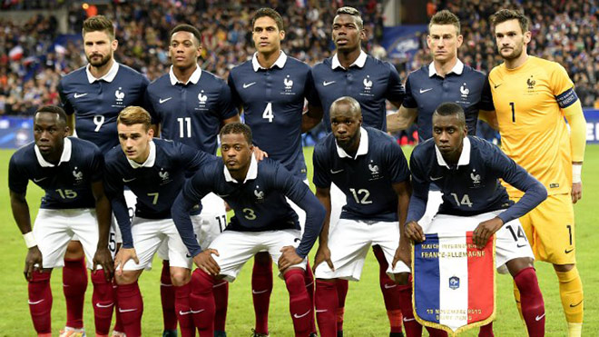 france equipe euro