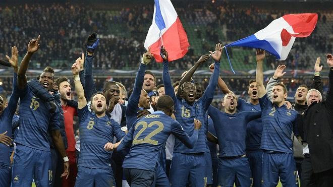Equipe de France Goldman sachs