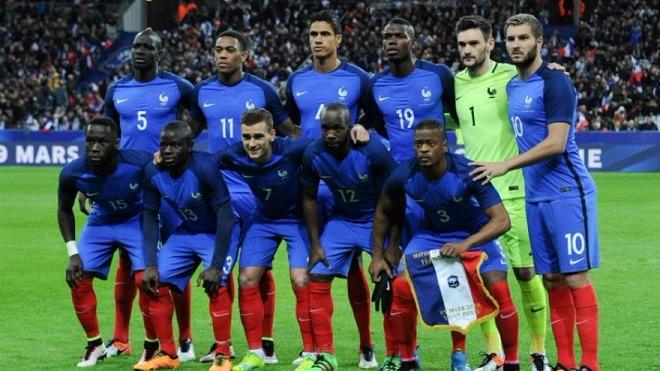 France Foot 101