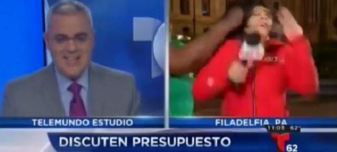 journaliste agressée direct
