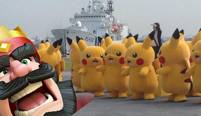 Pokemon go vs clash royale