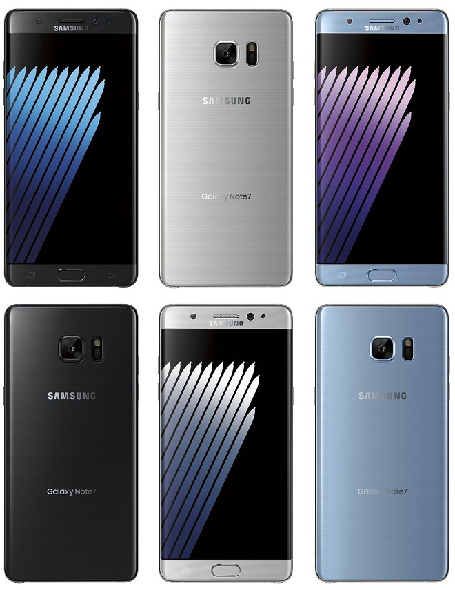 galaxy note 7 samsung
