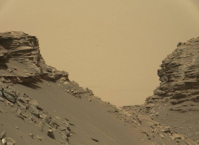 image curosity de mars 2