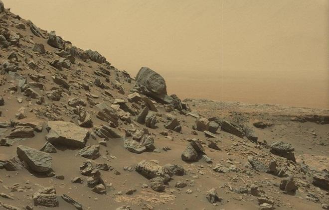 images curosity de mars