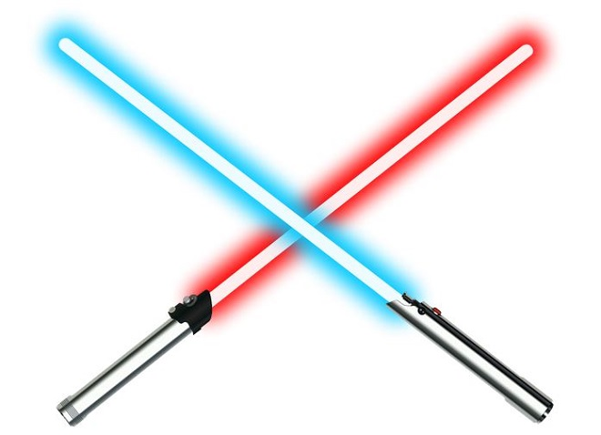 sabres lasers