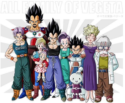 famille vegeta