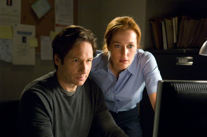 xfiles 100 meilleures series