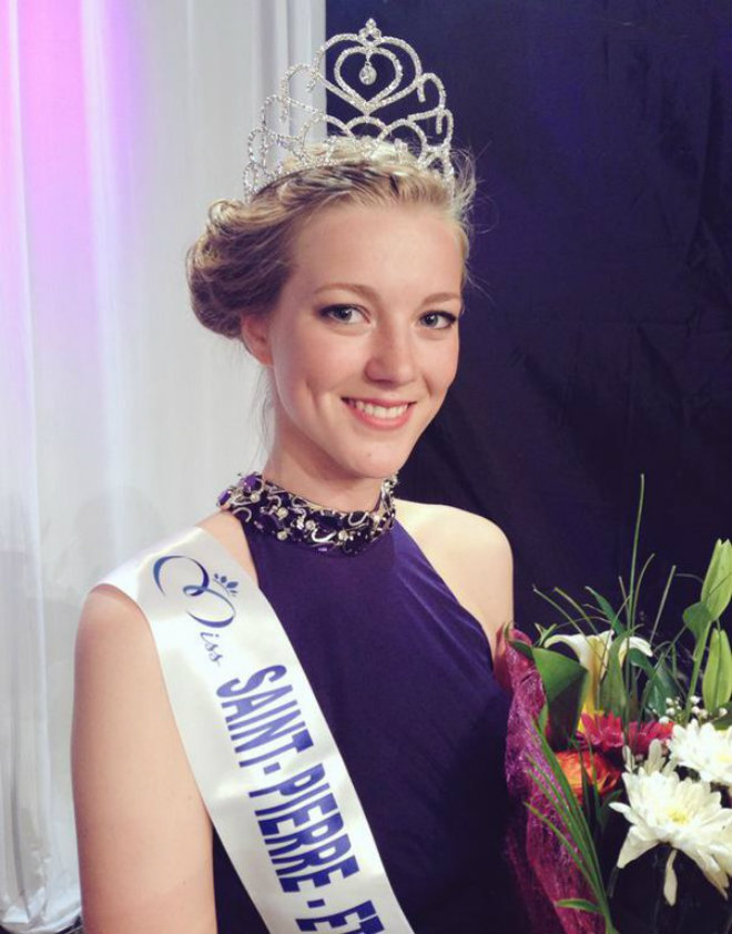 julie briand miss saint pierre et miquelon
