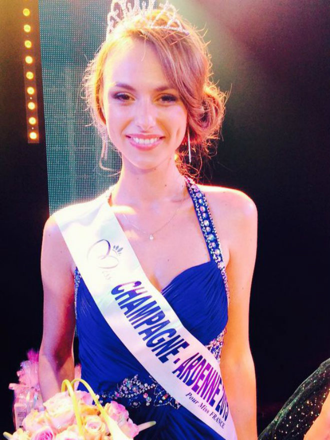 oceane pagenot miss champagne ardenne