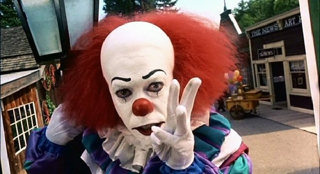 pennywise stephen king