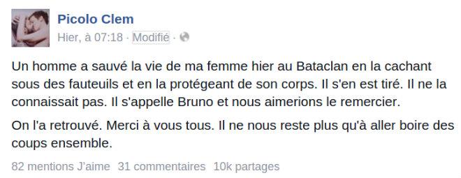 facebook clement edith bruno